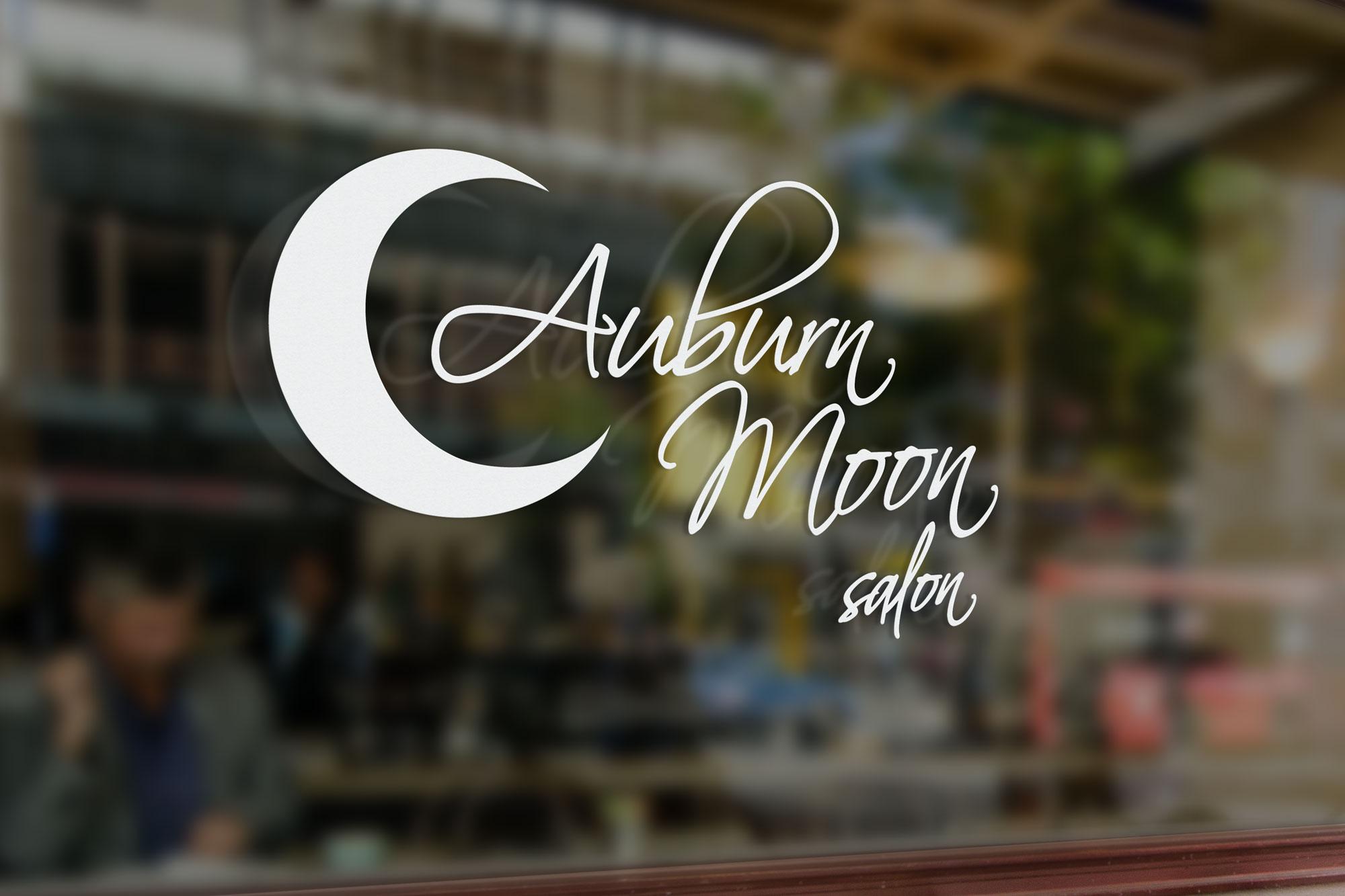 Auburn Moon Logo & Brand Design