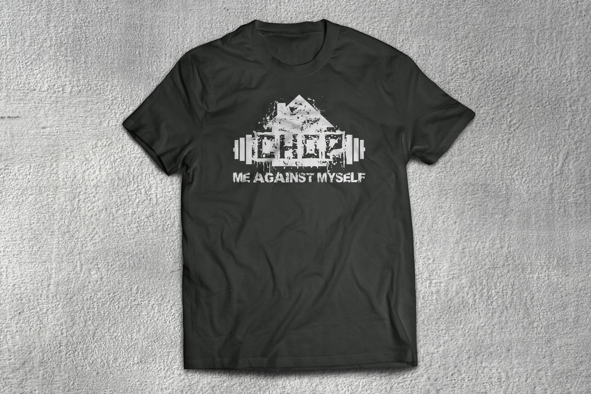 Chad's House of Pain T-Shirt Design