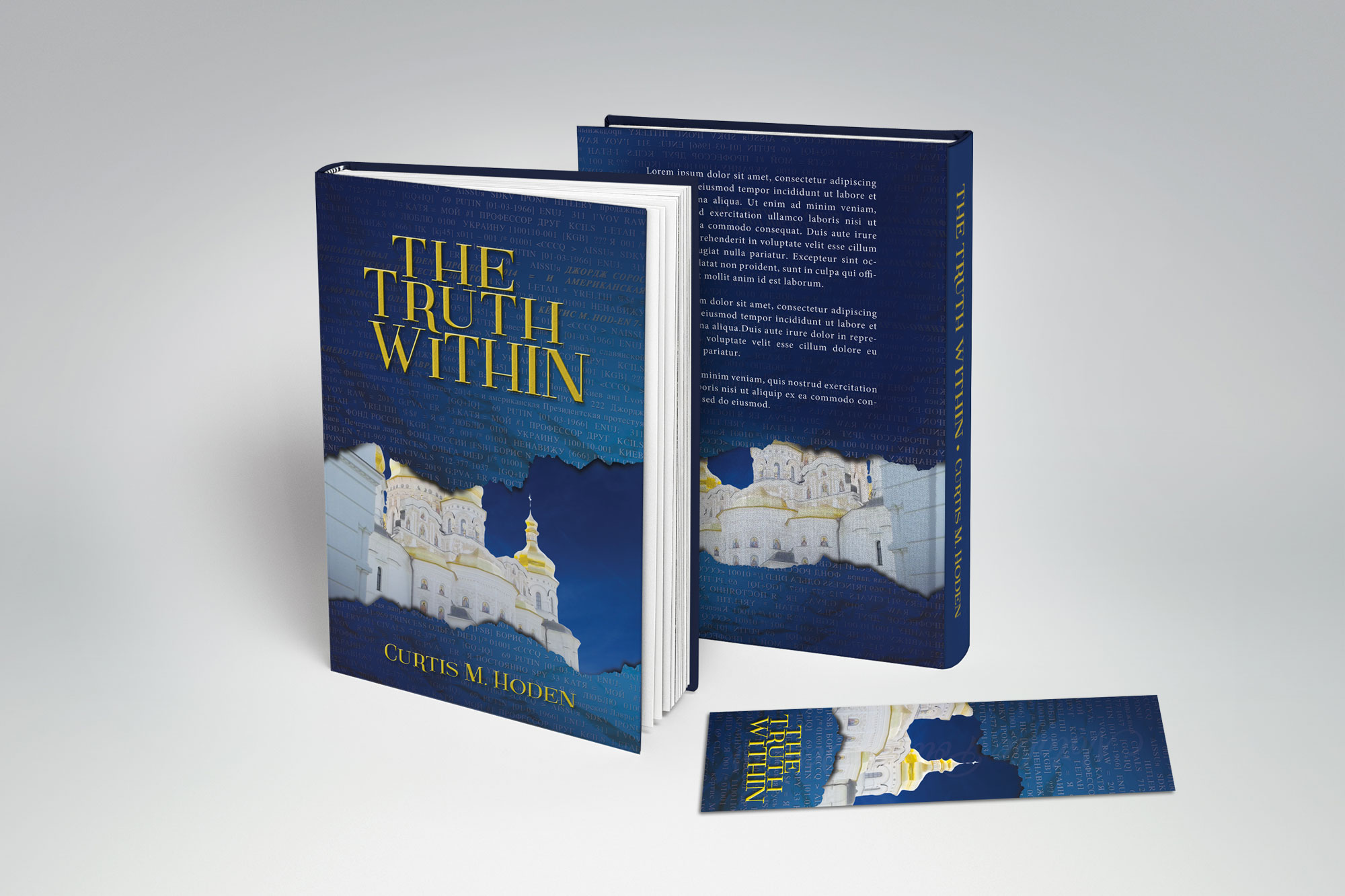 Truth Within Book Cover Design