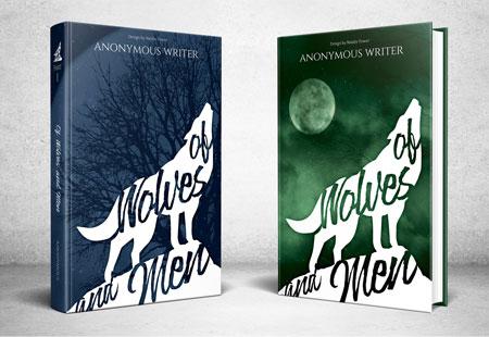 Custom Book Cover Design