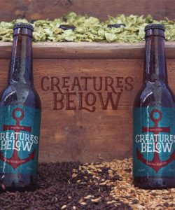 Label Design for Creatures Below