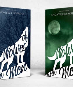 Of-wolves-and-men-2-part--Hardcover-books