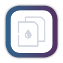 Printing-Rounded-Square-Icon