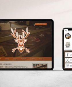 Website design for scissors and scinnors